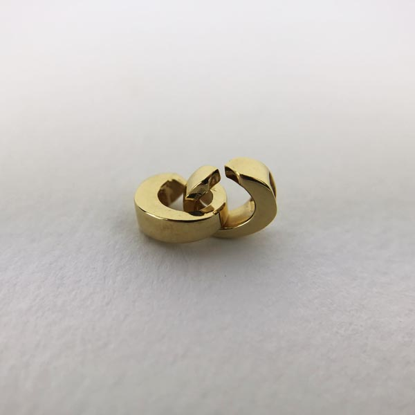 Chiusura per Collana Oro Giallo